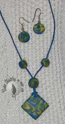 Šperky z modelovací hmoty FIMO