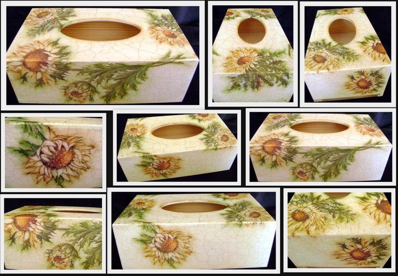 Krabice na kapesníky