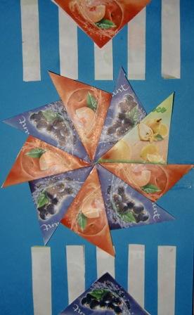 tea bag folding