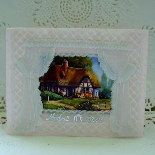 Krásný domek - pergamano