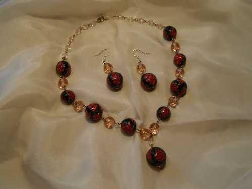 Kombinovaný šperk 1