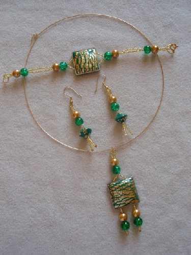 Kombinovaný šperk 3