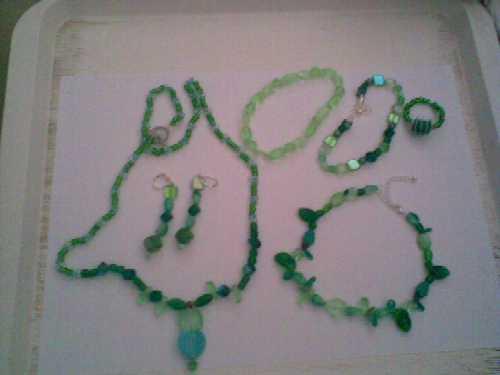 Zelené