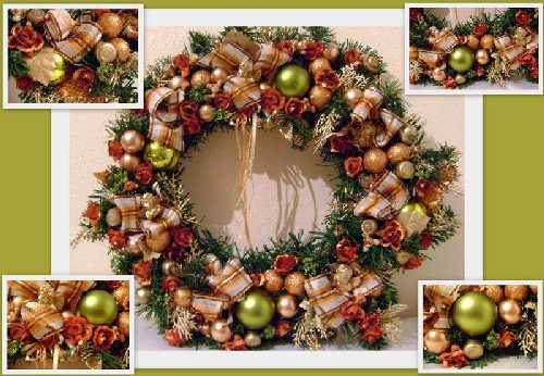 Věnec vánoční