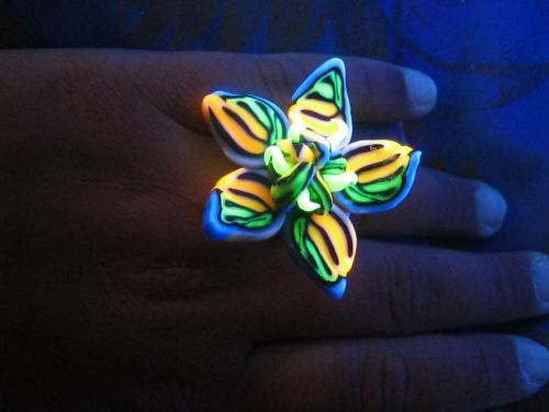 svítící prsten