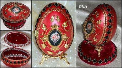 Zdobené vejce