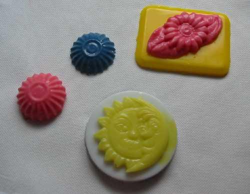 Domácí mýdla
