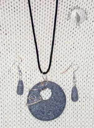 Šperk - imitace kamene
