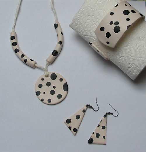 Dalmatinská souprava šperků