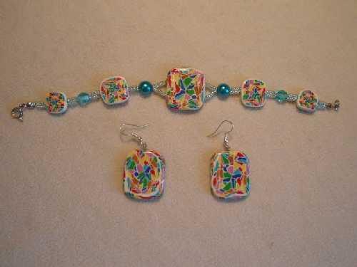 Kombinovaný šperk 4