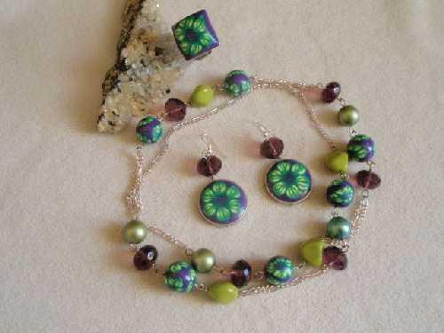 Kombinovaný šperk 5