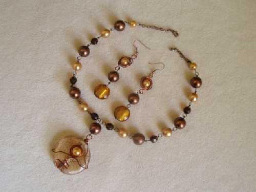 Šperk z korálků